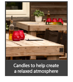 Outside Candles