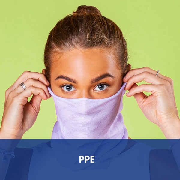 PPE from Stephensons Catering Suppliers