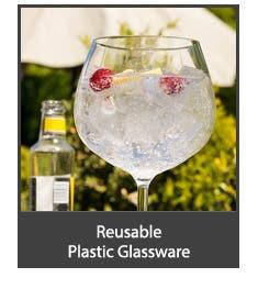 Reusable Glassware