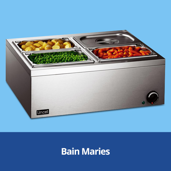 Bain Maries from Stephensons Catering Suppliers