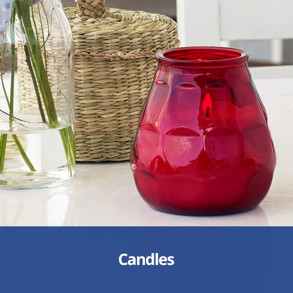 Bolsius Professional Candles from Stephensons Catering Suppliers