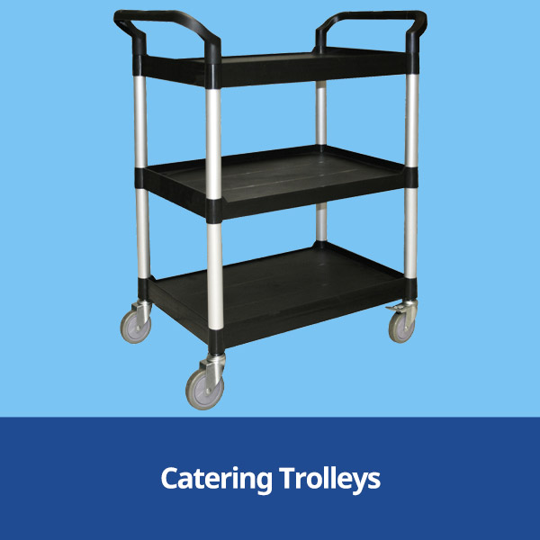 Catering Trolleys from Stephensons Catering Suppliers