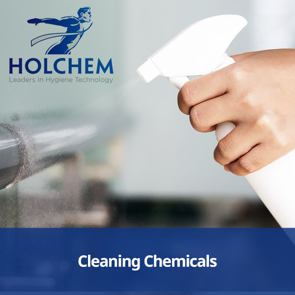 Holchem Cleaning Chemicals from Stephensons Catering Suppliers