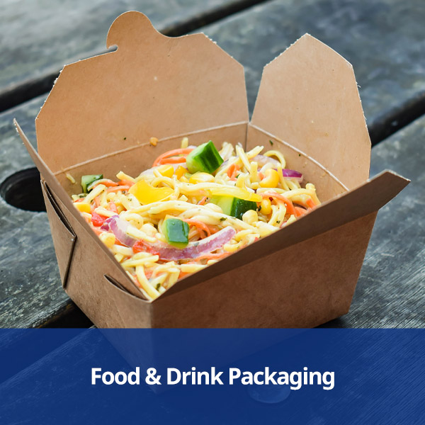 Takeaway Food Packaging from Stephensons Catering Suppliers