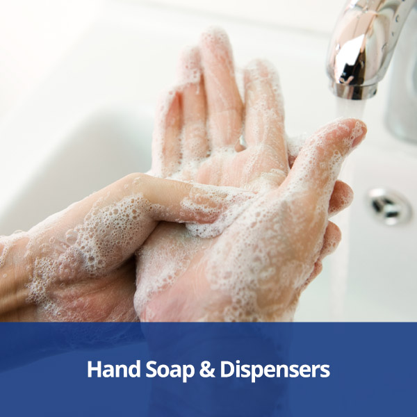 Hand Soap and Dispensers from Stephensons Catering Suppliers