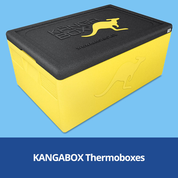 KANGABOX Thermoboxes from Stephensons Catering Suppliers