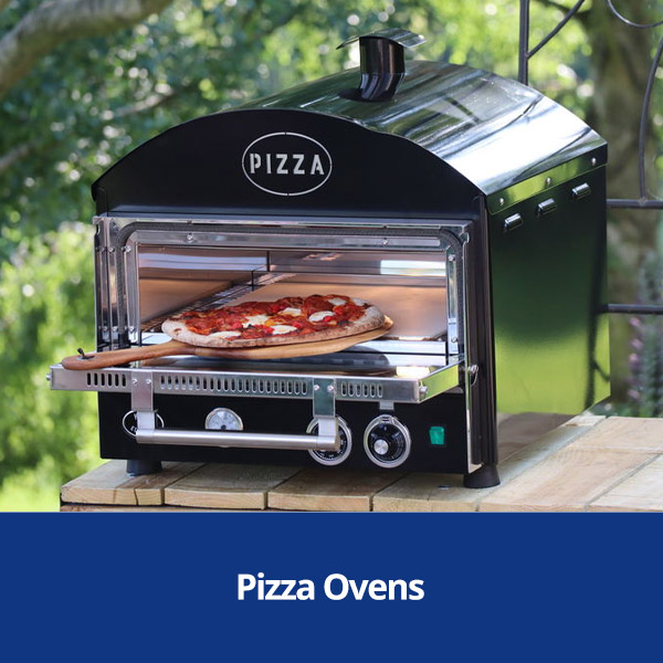Pizza Ovens from Stephensons Catering Suppliers