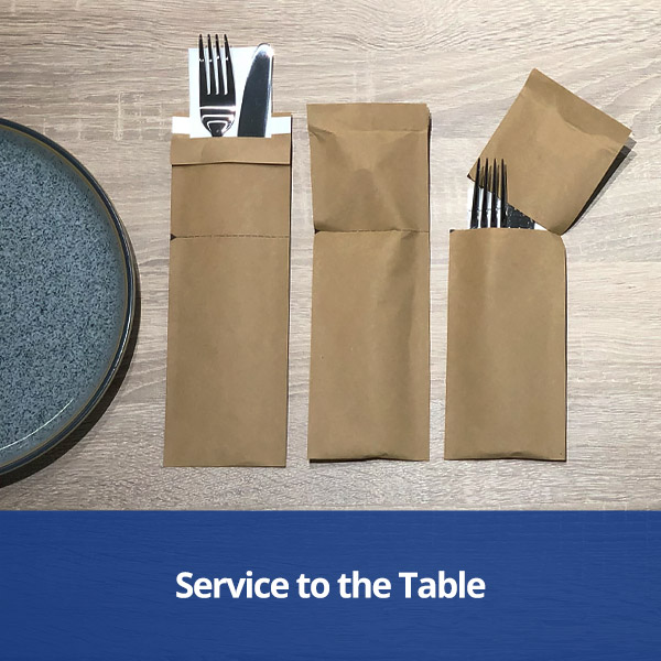 Service to the Table Products from Stephensons Catering Suppliers