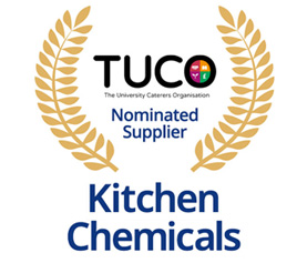 TUCO Nominated Supplier for Kitchen Chemicals