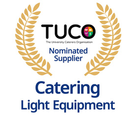 TUCO Nominated Supplier for Catering Light Equipment