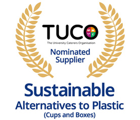 TUCO Nominated Supplier for Sustainable Alternatives to Plastics