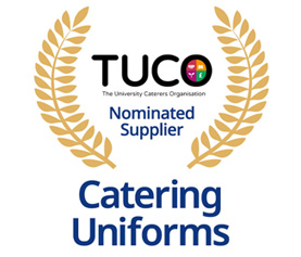 TUCO Nominated Supplier for Catering Uniforms