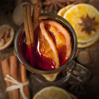 Mulled Wine Glasses from Stephensons