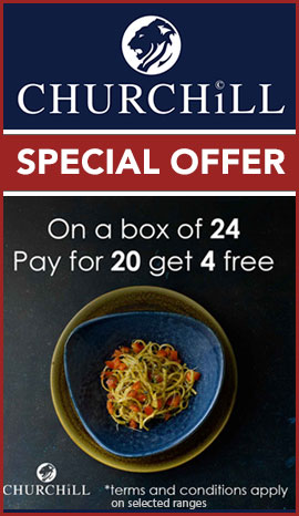 Churchill Plates Special Offer