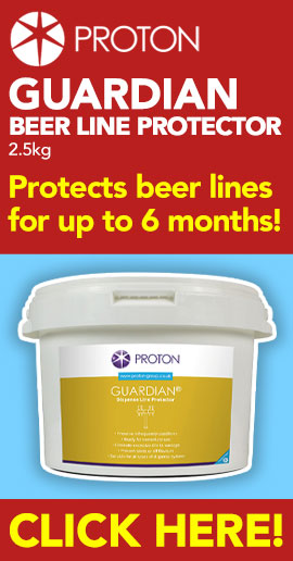 Proton Guardian Beer Line Protector from Stephensons Catering Suppliers