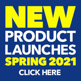 Spring 2021 NEW Product Launches