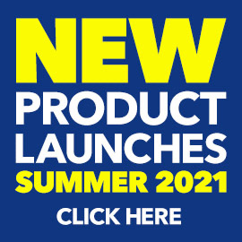 Summer 2021 NEW Product Launches