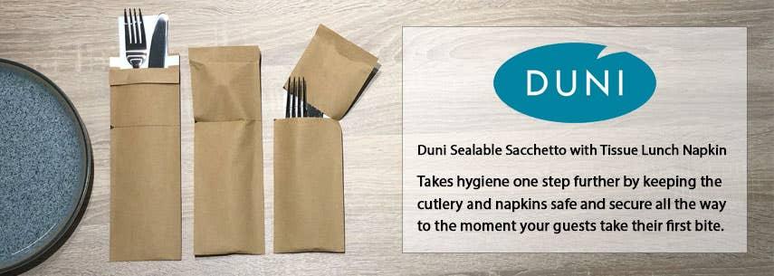 Sealed Cutlery Sacchetto