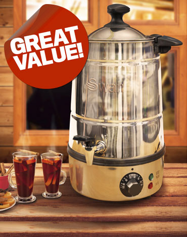 Mulled Wine Equipment from Stephensons Catering Suppliers