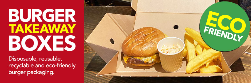 Burger Takeaway Boxes