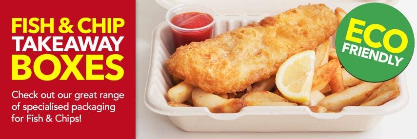 Fish & Chip Takeaway Packaging