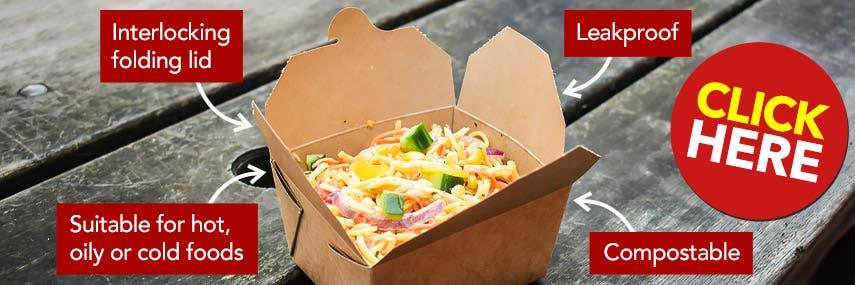 Food Cartons & Noodle Boxes