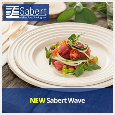 NEW Sabert Wave