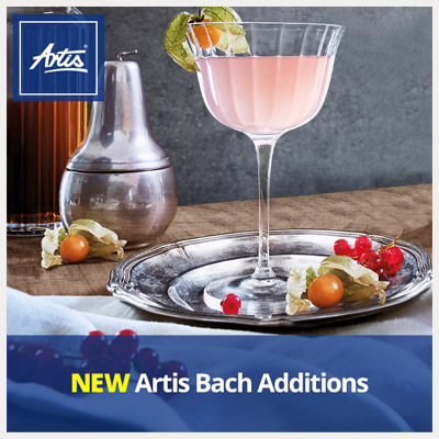 NEW Artis Bach Additions