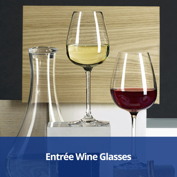 Villeroy & Boch Entrée Wine Glasses from Stephensons Catering Suppliers