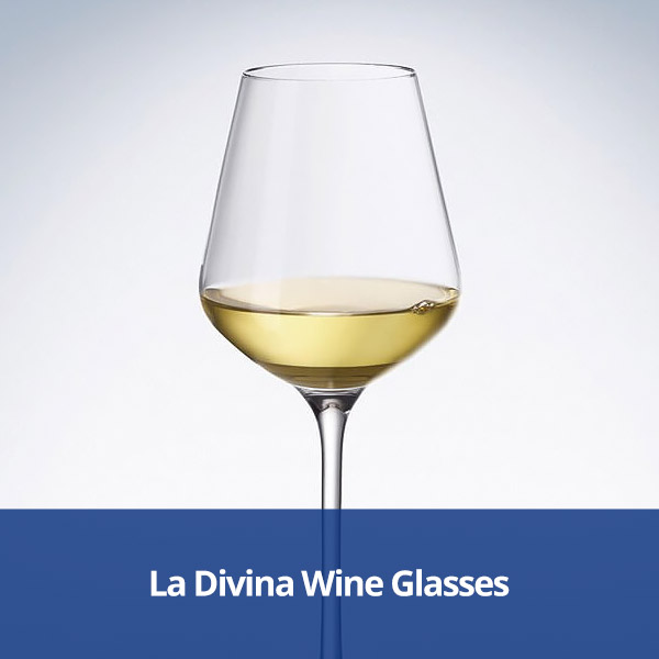 Villeroy & Boch La Divina Wine Glasses from Stephensons Catering Suppliers