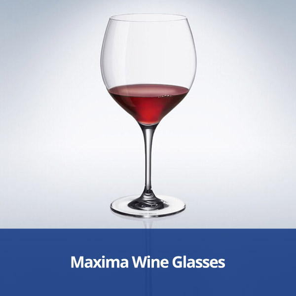 Villeroy & Boch Maxima Wine Glasses from Stephensons Catering Suppliers