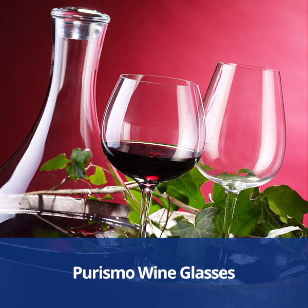 Villeroy & Boch Purismo Wine Glasses from Stephensons Catering Suppliers
