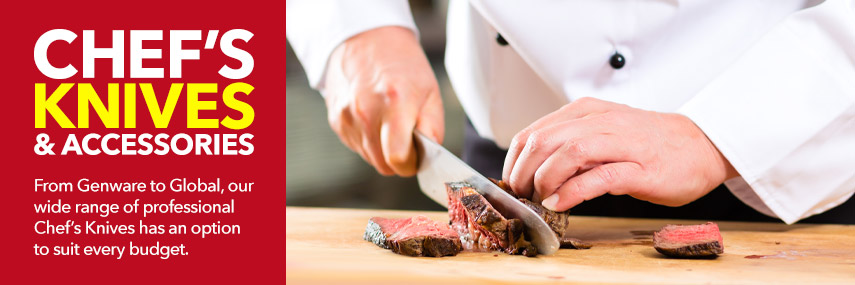 Professional Chef's Knives & Accessories