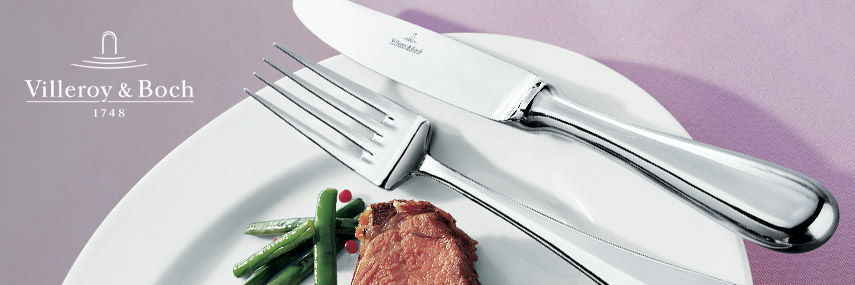 Villeroy & Boch Cutlery from Stephensons Catering Suppliers