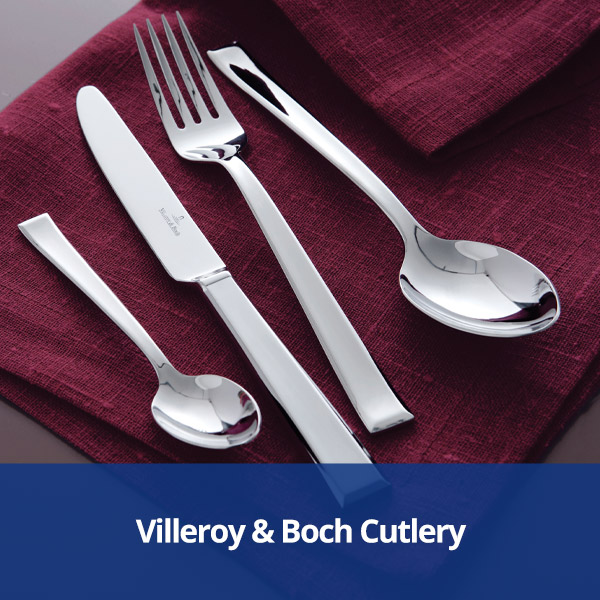 Villeroy & Boch Premium Cutlery from Stephensons Catering Suppliers