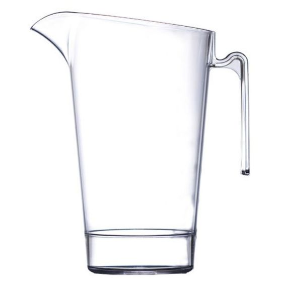 Elite In2Stax Polycarbonate Stacking  Jug CE 4 Pint to Line