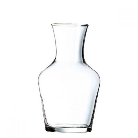 Vin Carafe Plain 17.5oz / 0.5Ltr