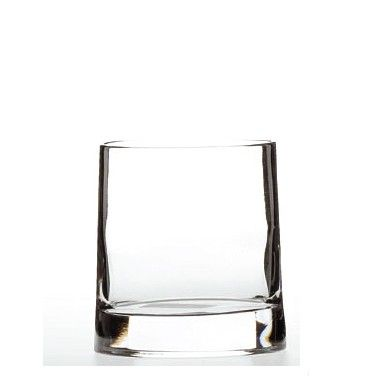 Veronese Oval Base Double Old Fashioned Rocks Glass 12oz / 34cl