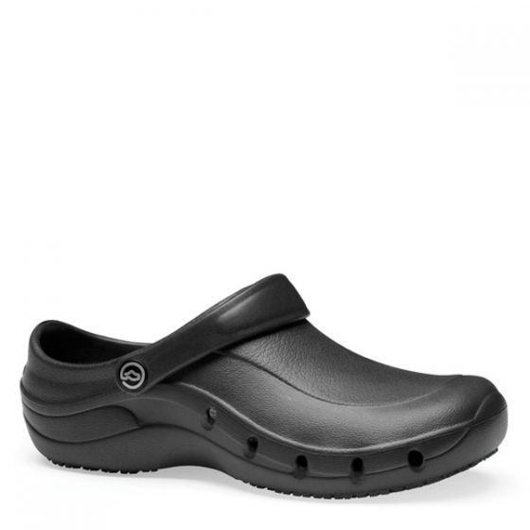 WearerTech Ezi-Klog Black Clogs Size 11 (46 Euro)
