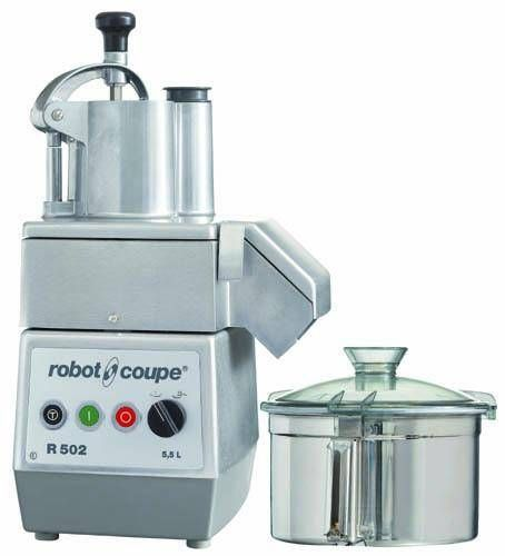 Robot Coupe R502 Food Processor 3 Phase