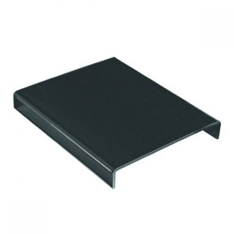 Dalebrook Black Acrylic Standard Riser 300x250x50mm