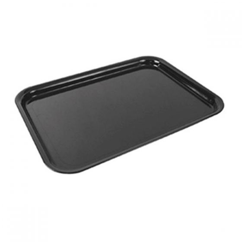 Dalebrook Black SAN Essential Tray  400x300x25mm