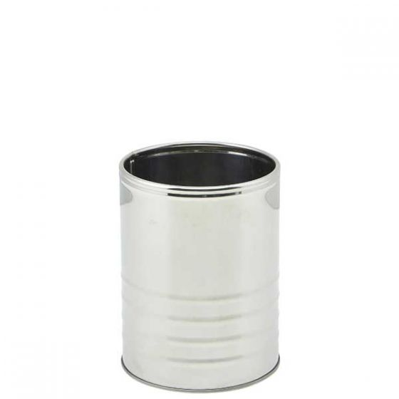 Stainless Steel Can 4.25x5.75