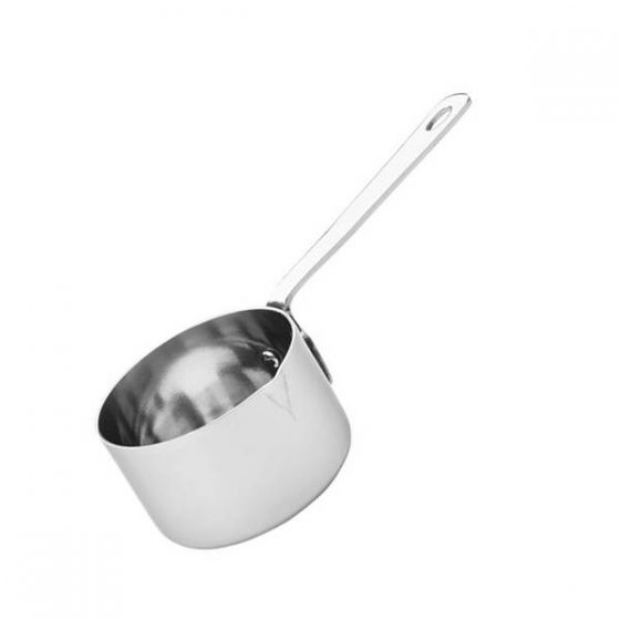 Stainless Steel Mini Presentation Pan with Lip 2.25