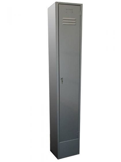Single Door Commercial Storage Locker with Latch-Lock 300x450x1800mm