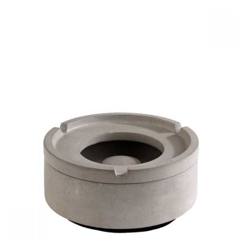 Concrete Ashtray 10.5x5cm