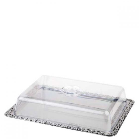 Eat Beautiful Tray with Cover 42x31x8cm