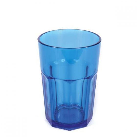 Harfield Blue Copolyester Translucent Tumbler 12oz / 34cl