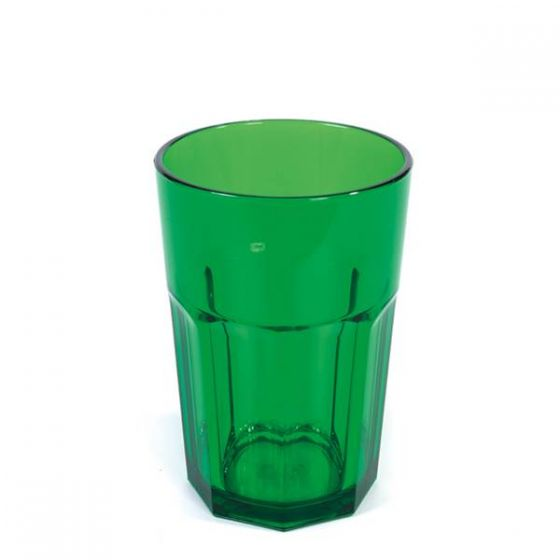 Harfield Green Copolyester Translucent Tumbler 12oz / 34cl