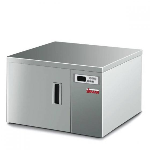 Sirman Blast Chiller 29Litre Capacity 3x2/3 Gastronorm Shelves 640x630x400mm